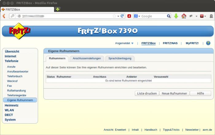 Internet-Telefonie (VoIP) mit FRITZ!Box einrichten (Anleitung